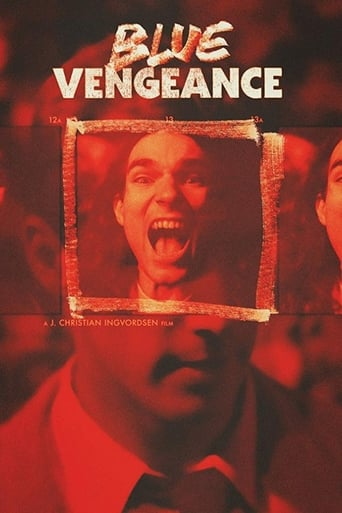 Poster of Blue Vengeance