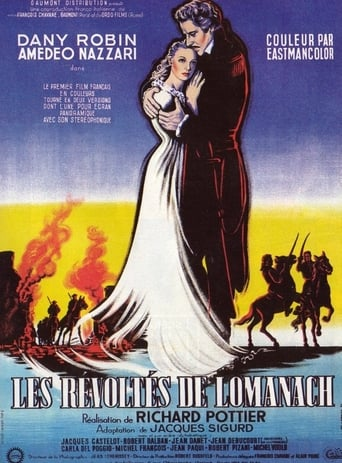 Poster of Les révoltés de Lomanach