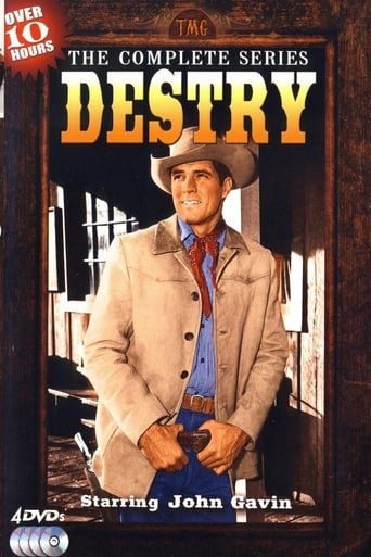 Poster of Destry