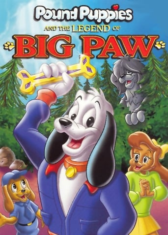 Poster of Pound Puppies and the Legend of Big Paw