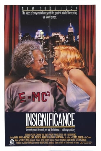 Poster of Insignificance