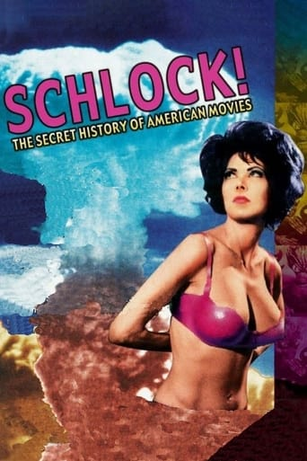 Poster of Schlock! The Secret History of American Movies