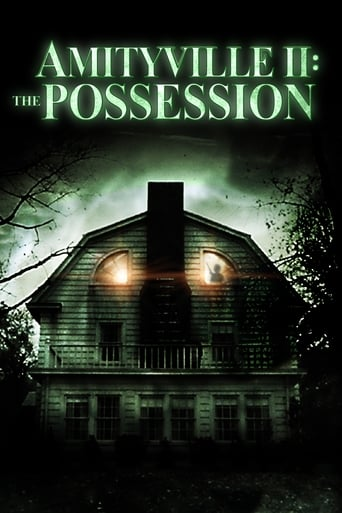 Poster of Amityville II: The Possession