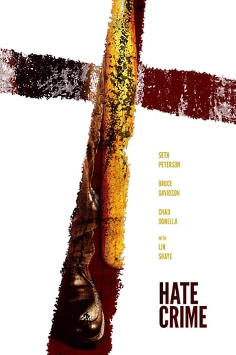 Poster of Hate Crime