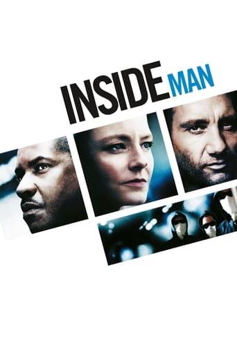 Filmplakat von Inside Man