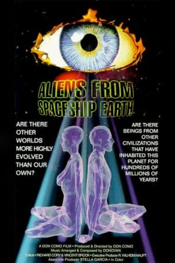 Poster of Aliens from Spaceship Earth