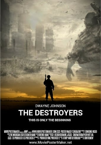 Poster of The Destroyers