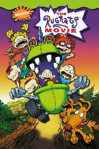 The Rugrats Movie poster