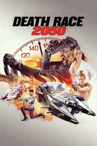 Poster of Death Race 2050