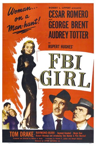Poster of FBI Girl