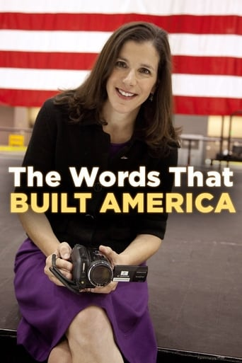 Poster of The Words That Built America