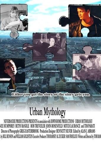 Poster of Urban Mythology