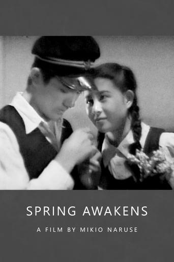 Poster of Spring Awakens