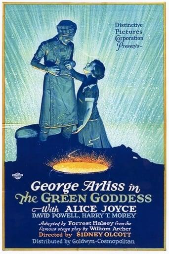 Poster of The Green Goddess