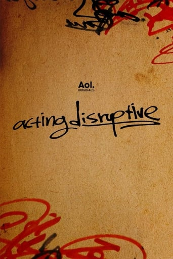 Poster of Acting Disruptive