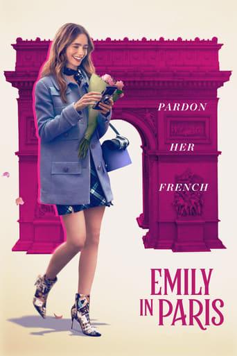 Poster of Emily in Paris