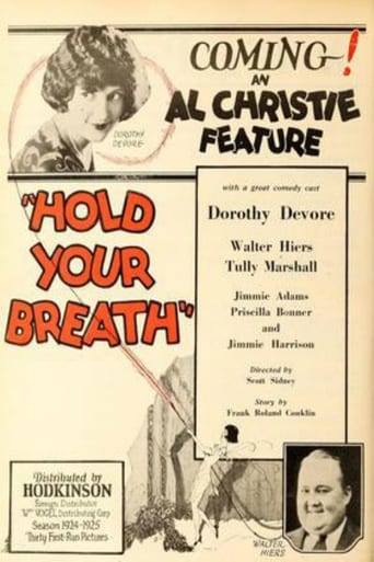 Poster of Hold Your Breath