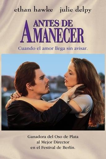 Poster of Antes de amanecer