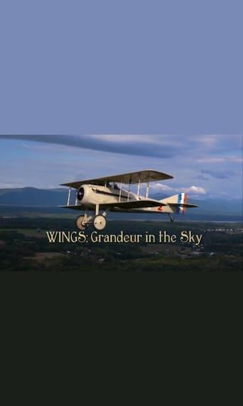 Poster of Wings: Grandeur in the Sky