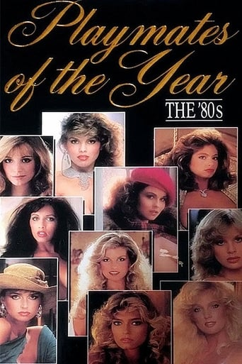 Poster of Playboy Playmates of the Year: The 80's