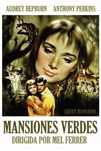 Poster of Mansiones verdes