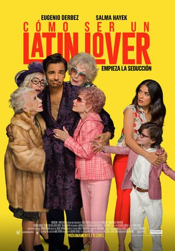 Poster of Cómo ser un latin lover