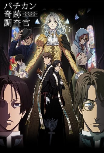 Poster of Vatican Miracle Examiner