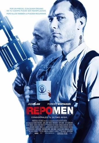 Poster of Repo Men