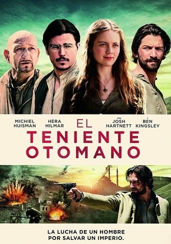 Poster of El teniente otomano