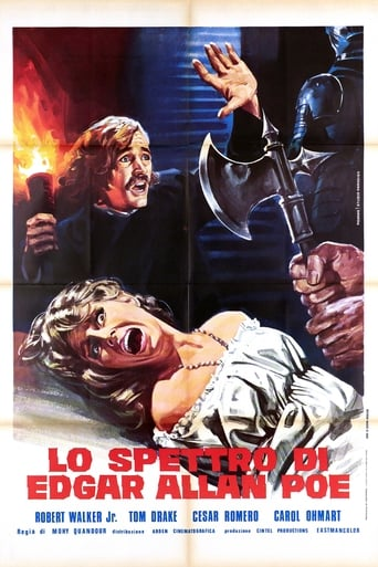 Poster of The Spectre of Edgar Allan Poe