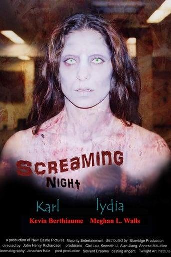 Poster of Screaming Night