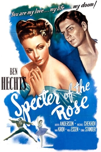 Poster of Specter of the Rose