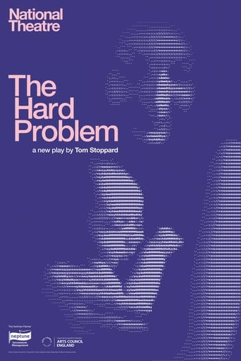 Poster of National Theatre Live: The Hard Problem
