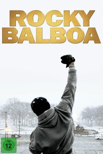 Filmposter von Rocky Balboa