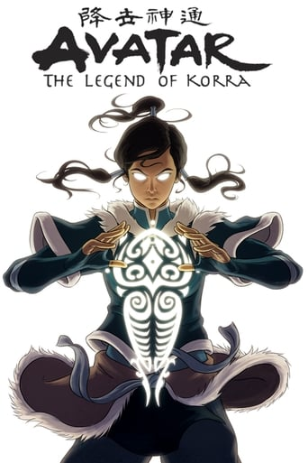 Poster of The Legend of Korra