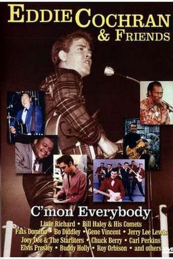 Poster of Eddie Cochran & Friends: C'mon Everybody
