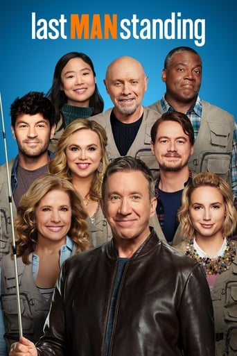 Poster of Last Man Standing