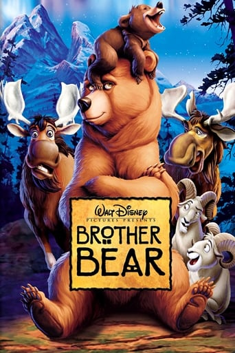 poster Brother Bear – Fratele urs (2003)
