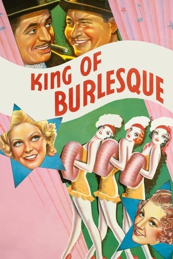 Poster of King of Burlesque