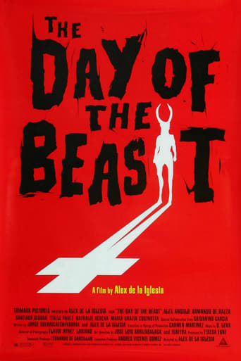 Poster of The Day of the Beast