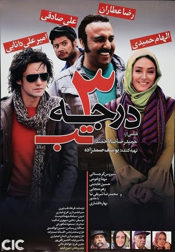 Poster of 3 Degrees of Fever