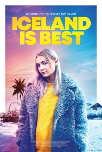 Poster of Iceland is Best