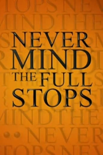 Poster of Never Mind the Full Stops