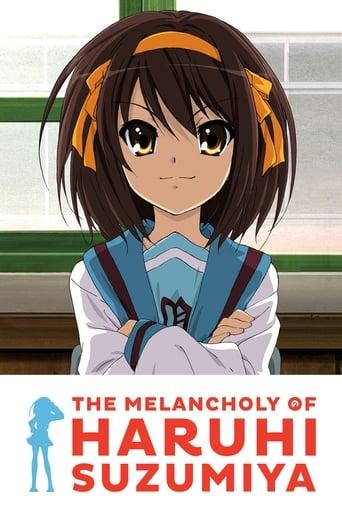 Poster of The Melancholy of Haruhi Suzumiya
