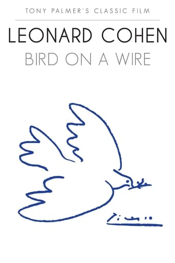 Poster of Leonard Cohen: Bird on a Wire