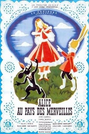 Poster of Alice au pays des Merveilles