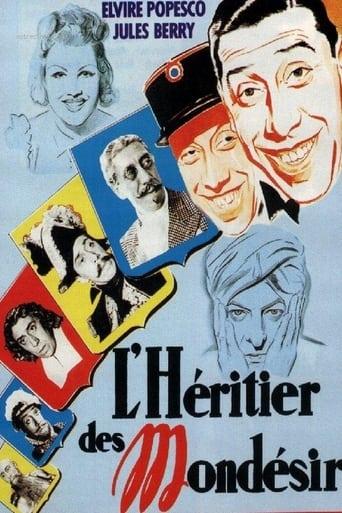 Poster of L'Héritier Des Mondésir