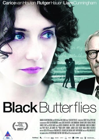 Poster of Black Butterflies