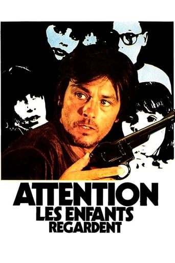 Poster of Attention, the Kids Are Watching