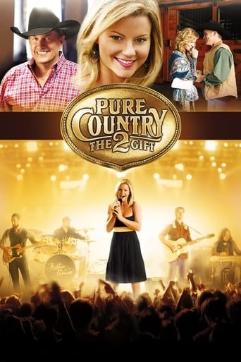 Poster of Pure Country 2: The Gift